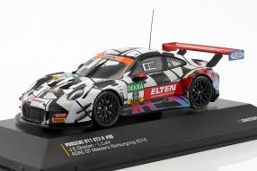 IronForce Porsche 911 GT3 R von CMR 1:43