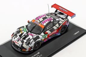 modelcars IronForce Porsche 911 GT3 R von CMR 1:43