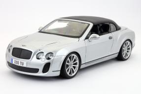 Bentley Continental Supersports 2011 1:18