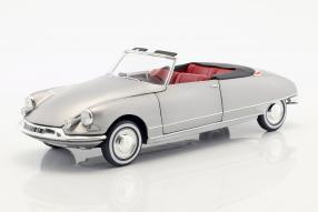 modelcars Citroen DS 19 1961 Cabriolet 1:18