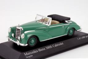 Mercedes-Benz 300 S 1954 1:43
