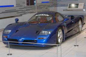 Nissan R390 GT1 1998, Copyright Foto: Morio