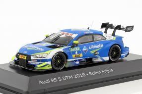 Audi RS 5 DTM 2018 Frijns 1:43