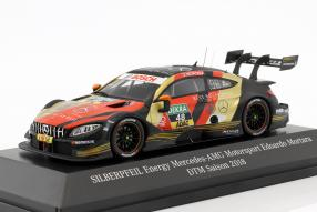 Edoardo Mortara Mercedes-AMG C 63 DTM 2018 1:43