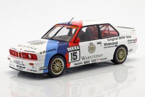 BMW M3 DTM 1989 Ravaglia Solido 1:18