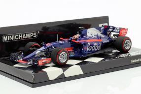 Pierre Gasly Toro Rosso Japan 2017 1:43