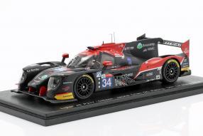 Modellautos Ligier JS P217 Jackie Chan DC Racing 2018 1:43