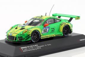 Porsche 911 GT3 R 1:43 Manthey Racing 2018