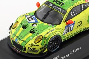 Porsche 911 GT3 R Grello 1:43 Manthey Racing 2018