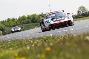 Porsche 911 GT3 R 2019, Foto: Team75 Motorsport, Gruppe C Photography