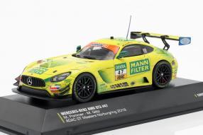 Mercedes-AMG GT3 Nürburgring 2018 1:43 CMR