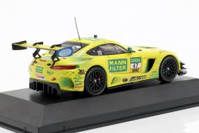 miniatures Mercedes-AMG GT3 Nürburgring 2018 1:43 CMR