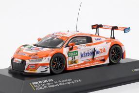 Audi R8 LMS Nürburgring 2018 1:43 CMR