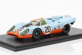Porsche 917 No. 20 Le Mans 1970 1:43