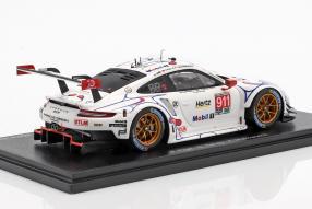 Porsche 911 RSR class winner Road Atlanta 2018 1:43