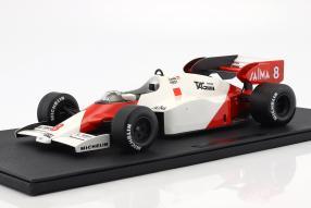 McLaren MP4-2 1984 Lauda 1:12