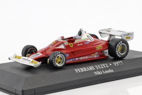 Ferrari 312T2 Lauda 1977 1:43