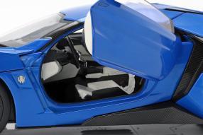 modelcars Lykan Hypersport 2014 1:18
