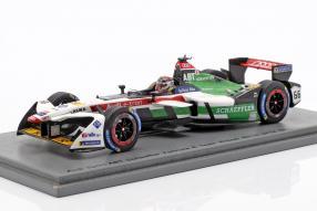 Formel E Daniel Abt Audi 2017/18 1:43
