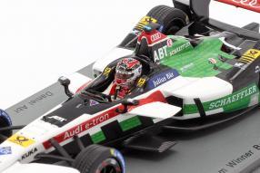 Modellautos Formel E Daniel Abt Audi 2017/18 1:43