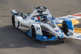 BMW i Andretti Motorsport 2019 in Monaco, Copyright Foto: BMW AG