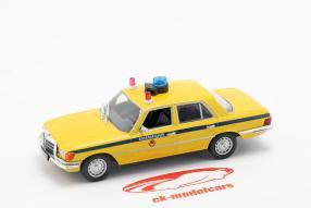 Mercedes-Benz W 116 Polizei 1:43