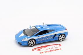#Lamborghini Gallardo 1:43
