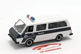 RAF 22038 Polizei 1:43 Altaya