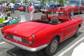 Renault Floride 1100 S 1961, Copyright Foto: order242