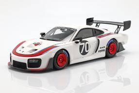 Porsche 935 911 II 2018 1:18 Spark