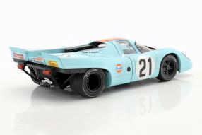 miniatures Porsche 917 Nr. 21 1:18 CMR