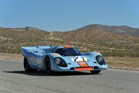 Porsche 917 Nr. 21, Copyright Fotos: Porsche AG