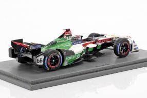 miniatures Audi e-tron 2017/18 #FormelE 1:43 Spark