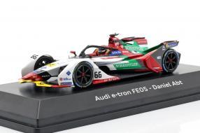 Audi e-tron 2018/19 Abt #FormelE 1:43 Minichamps