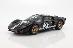 Ford GT40 Mk. II No. 2 winner Le Mans 1966 1:12