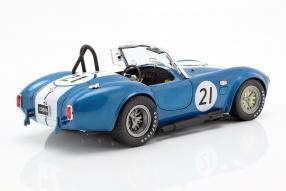 modellautos diecast Shelby Cobra 427 1965 1:18