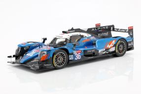 Alpine A470 winner #LeMans24 #24hLeMans LMP2 2018 1:18