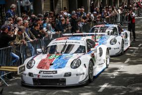 Porsche 911 RSR 2019, Copyright Foto: Porsche AG