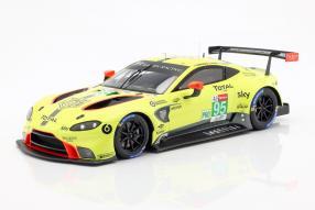 Aston Martin Vantage GTE Le Mans 2018 1:18