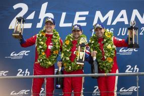 Ferrari 488 GTE Le Mans 2019