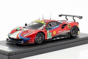 Ferrari 488 GTE Le Mans 2018 1:43