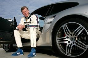 Walter Röhrl, Copyright Foto: Porsche AG