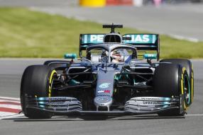 Mercedes-AMG Lewis Hamilton in Kanada 2019, Copyright Foto: Daimler AG