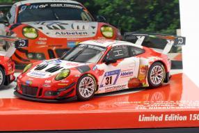 Porsche 911 GT3 R 2018 Frikadelli Racing Set 1:43