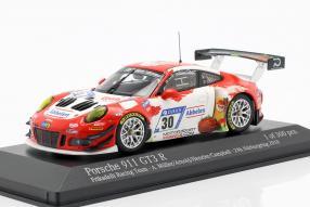 Porsche 911 GT3 R 2018 Frikadelli Racing 1:43