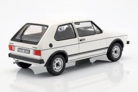 diecast miniatures VW Golf GTI 1976 1:18