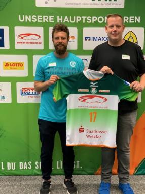 Maxi Holst und Christoph Krombach / Copyright Foto: Sportfoto Vogler