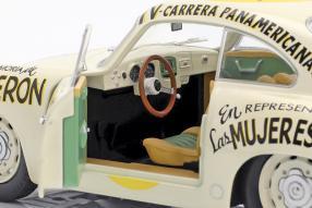 miniatures Porsche 356 pre-A 1953 1:18 Eva Peron