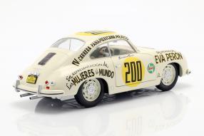 modelcars modellautos Porsche 356 pre-A 1953 1:18 Eva Peron