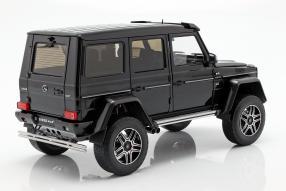 diecast miniatures Mercedes-Benz G-Klasse 4x4²